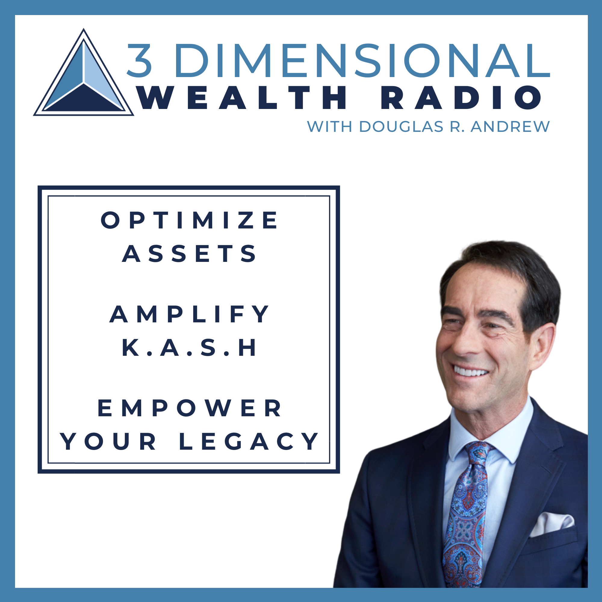 3 Dimensional Wealth Radio